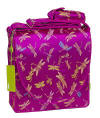 Hot Pink Dragonfly Diaper Bags