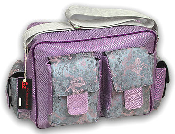 wholesale i frogee travel size diaper bags over night bags oriental brocade. Black Bedroom Furniture Sets. Home Design Ideas