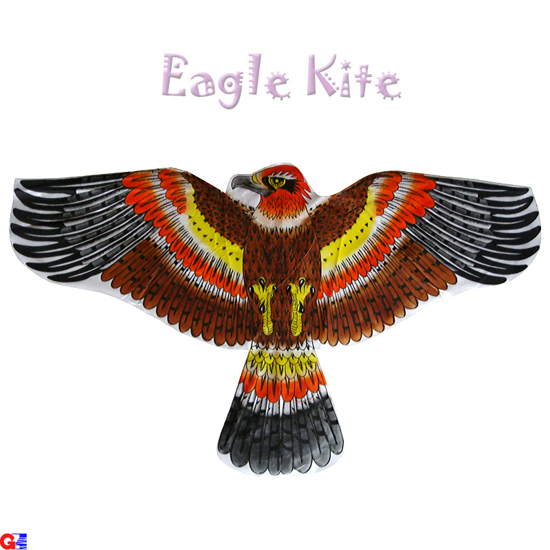 how to make a paper eagle kite
