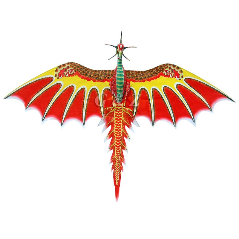 dragon kites silk nylon paper wholesale chinese kites 中国龙 飞龙
