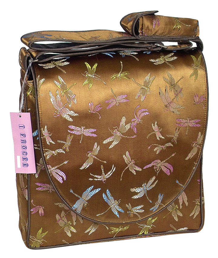 I Frogee Boxy Diaper Bags Messenger Bags Oriental