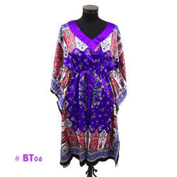 Purple sleeping gowns for ladies