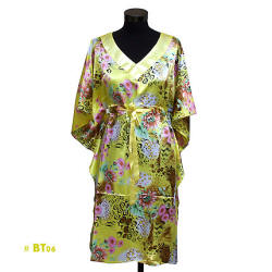 Yellow gold sleeping gowns