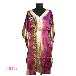 Pink African Style Night Gowns