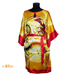 Gold Dragon Caftans