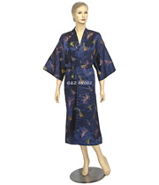 Brocade Butterfly Robes