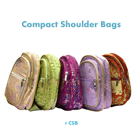 Compact should bags - chest bags