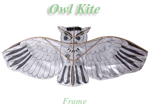 DIY Owl Kite(back)