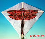 paper dragonfly kite
