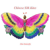Mini pink butterfly kites