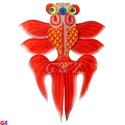 Chinese goldfish kite