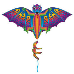 Dragon nylon kites