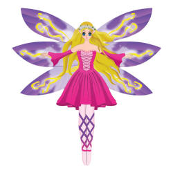 Fairy nylon kites