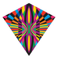 Diamond Nylon Kites - Tetro