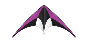 Purple DC Sport Kites
