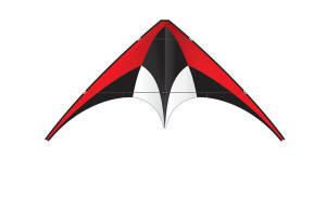 Red DC Sport Kites