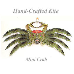 Mini Crab Kite